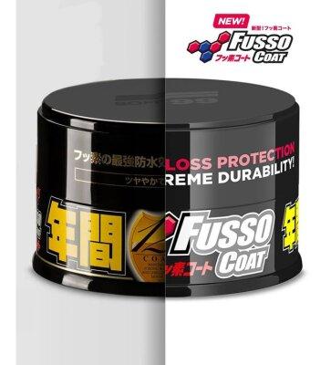 Soft99 - Fusso Coat 12 Monate Wachs (Dunkel)
