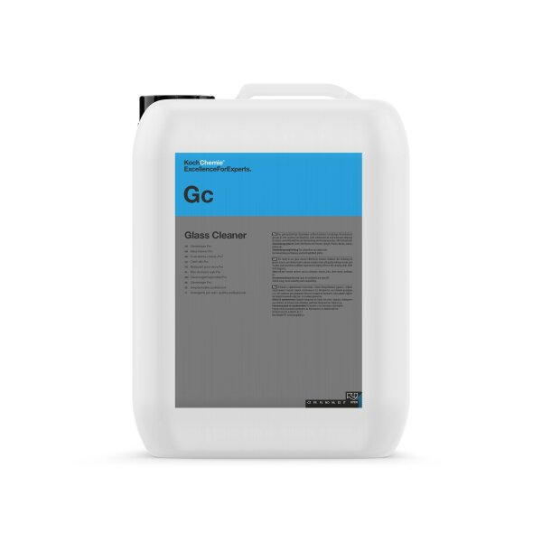 Koch Chemie - GC Glass Cleaner Glasreiniger 10L