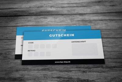 HQS Autopflege - Geschenkgutschein