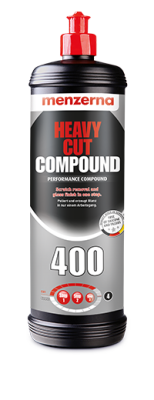 Menzerna - Heavy Cut Compound 400 - 1000ml