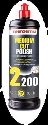 Menzerna - Medium Cut Polish 2200 - 1000ml