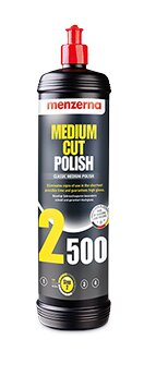 Menzerna - Medium Cut Polish 2500 - 250ml