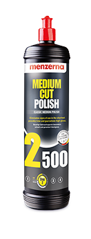 Menzerna - Medium Cut Polish 2500 - 250ml