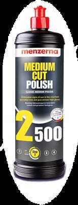 Menzerna - Medium Cut Polish 2500 - 1000ml