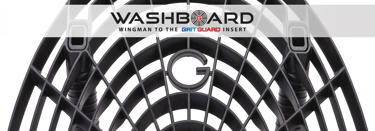 Grit Guard WashBoard